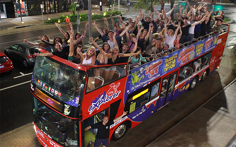 Private Bus Charters Cairns